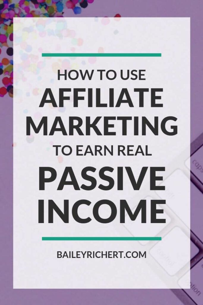 Affiliate Marketing Passive Income, Let The Good Times Roll.