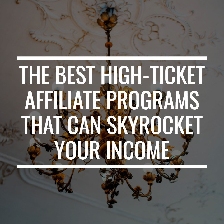 What is a High Ticket Program?